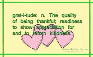 Image result for gratitude definition
