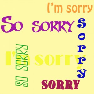 Apologies: Can One Word Improve Your Relationship? | Women Managing